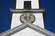 First Baptist Church in Cornish, New Hampshire  USA.