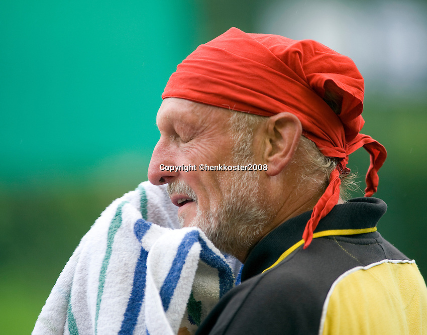 21-8-08, Netherlands, Utrecht, Nationale Veteranen Kampioenschappen, Marcel Boerma, 60+