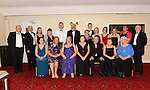 Helpers pictured at th Special Olympics 10th Anniversary Gala Ball in the Boyne Valley hotel. Photo:Colin Bell/pressphotos.ie
