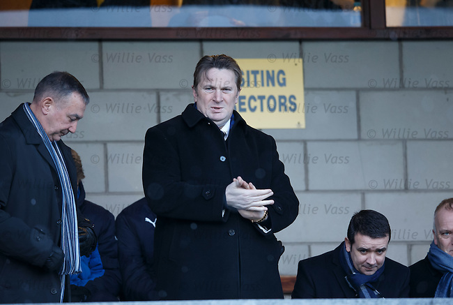 Rangers director Sandy Easdale