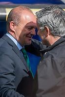 Mourinho salutes Pepe Mel