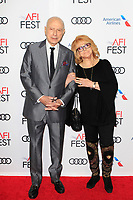 "LOS ANGELES - NOV 10:  Alan Arkin, Ann-Margret at the AFI FEST 2018 - ""The Kaminsky Method"" at the TCL Chinese Theater IMAX on November 10, 2018 in Los Angeles, CA"