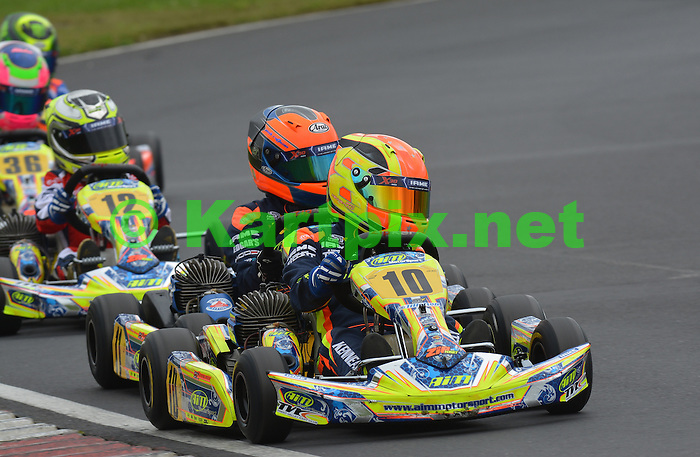 IAME European Open