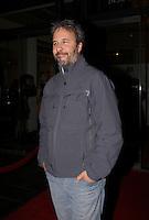 Denis Villeneuve attend the Montreal red Carpet premier of '' Guibord s'en va-t-en guerre<br /> '' latest film by Philippe Falardeau at the Imperial cinema, Monday september 28, 2015,<br /> <br /> Photo :  Pierre Roussel  - Agence Quebec Presse