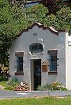 Historic jail in Davenport, CA