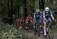 Fernano Gaviria (COL/Quick Step Floors)<br /> <br /> 1st Great War Remembrance Race 2018 (UCI Europe Tour Cat. 1.1) <br /> Nieuwpoort &gt; Ieper (BE) 192.7 km