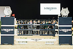 Longines Masters of Hong Kong on 10 February 2017 at the Asia World Expo in Hong Kong, China. Photo by Victor Fraile / Power Sport Images