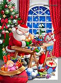 Roger, CHRISTMAS SANTA, SNOWMAN, WEIHNACHTSMÄNNER, SCHNEEMÄNNER, PAPÁ NOEL, MUÑECOS DE NIEVE, paintings+++++,GBRM19-0099,#x#