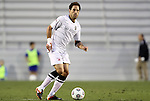 28 April 2012: San Antonio's Kevin Harmse (RSA). The San Antonio Scorpions defeated the Carolina RailHawks 1-0 at WakeMed Soccer Stadium in Cary, NC in a 2012 North American Soccer League (NASL) regular season game. It was the first win for the expansion team from San Antonio.