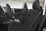 Front seat view of a 2015 Toyota 4Runner Limited 5 Door SUV front seat car photos