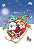 Sharon, CHRISTMAS SANTA, SNOWMAN, WEIHNACHTSMÄNNER, SCHNEEMÄNNER, PAPÁ NOEL, MUÑECOS DE NIEVE, GBSS, paintings+++++,GBSSC50XJ2A,#X#