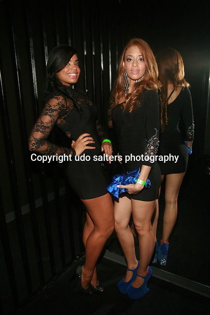 Guests Attends Licious Apparel By Coco – Fashion Week Launch Party & Runway Show at XL Night Club, NY  9/5/12