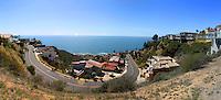 Scenic Ocean View in Laguna Beach California
