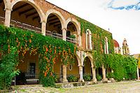 Hacienda El Carmen (now a hotel and spa), Ahualulco del Mercado (near Guadalajara), Jalisco, Mexico