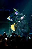 Apr 11, 2012: MARILYN MANSON and JOHNNY DEPP - Golden Gods Awards Show Los Angeles Ca USA