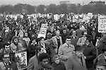 Stop the Cuts, Fight for the Right to Work, Defend the NHS Fight for Every Job, rally and march London 1976 Hyde Park London 1970s UK