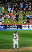 150106 International Test Cricket - NZ Black Caps v Sri Lanka