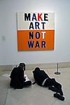 Exposição do acervo do Tate Britain Londres. Inglaterra. 2008. Foto de Juca Martins.