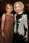 Lunch chairs Kelli Blanton and Lynn Wyatt at the Houston Chronicle's Best Dressed announcement party at Neiman Marcus Wednesday Feb 01,2012. (Dave Rossman/For the Chronicle)