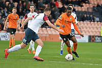 Josh Walker Of Barnet during Barnet vs Stockport County, Emirates FA Cup Football at the Hive Stadium on 2nd December 2018