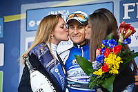 The 4th stage of Tirreno Adriatic from Narni to Prati di Tivo was won by Froome Christpher team Sky ProCycling on March 9, 2013. In the photo Photo Kwiatkowski Michal Credit: Diloreto A.