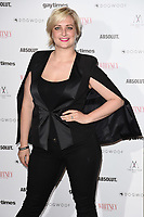 "Chloe Tangney (JB Gill's wife)<br /> at the ""WHITNEY Can I be Me"" premiere, Mayfair Hotel, London. <br /> <br /> <br /> ©Ash Knotek  D3279  13/06/2017"