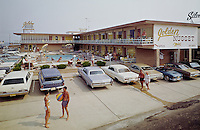 Golden Nugget Motel Wildwood, NJ. 1960's.