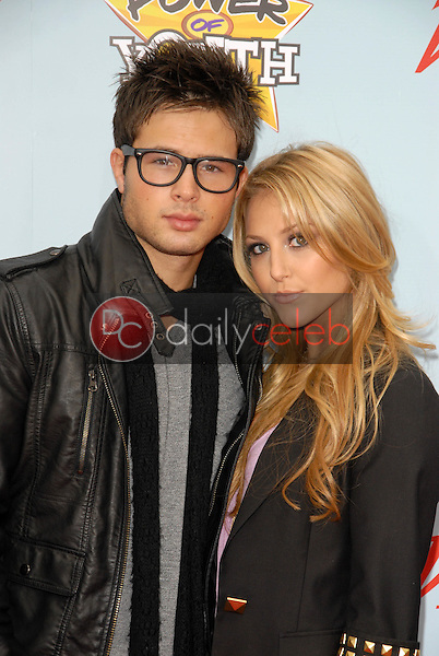 Cody Longo and Cassie Scerbo<br />