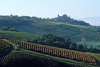 Europe/France/Rhône-Alpes/69/Rhône/Oingt: Le village et le vignoble du Beaujolais