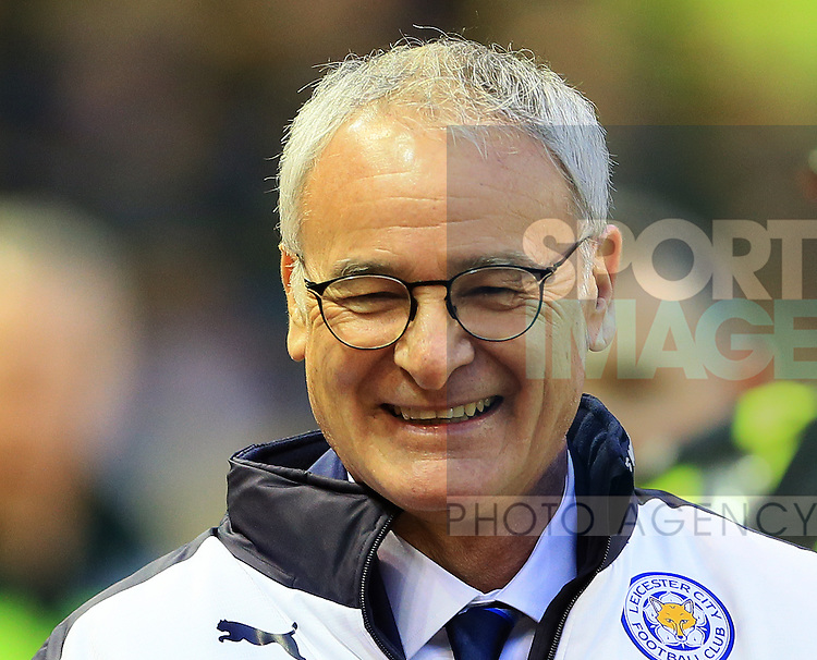 Leicester's Claudio Ranieri looks on <br /> <br /> Barclays Premier League- Liverpool vs Leicester City - Anfield - England - 26th December 2015 - Picture David Klein/Sportimage