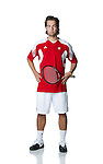 2011 Wisconsin Badgers Men's Tennis Portraits
