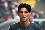 12.08.2018, Commerzbank - Arena, Frankfurt, GER, Supercup, Eintracht Frankfurt vs FC Bayern M&uuml;nchen , <br />DFL REGULATIONS PROHIBIT ANY USE OF PHOTOGRAPHS AS IMAGE SEQUENCES AND/OR QUASI-VIDEO.<br />im Bild<br />Sportdirektor Bruno H&uuml;bner (Frankfurt)<br /> <br /> Foto &copy; nordphoto / Bratic