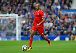 Sevilla's Guido Pizarro during the pre season friendly match at Goodison Park Stadium, Liverpool. Picture date 6th August 2017. Picture credit should read: Paul Thomas/Sportimage