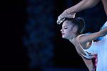 Aleksandra Soldatova (RUS), <br /> OCTOBER 4, 2015 - Rhythmic Gymnastics : <br /> AEON CUP 2015 Worldwide R.G. Club Championships <br /> exhibition event<br /> at Tokyo Metropolitan Gymnasium, Tokyo, Japan. <br /> (Photo by AFLO SPORT)