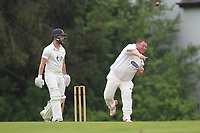 during Shenfield CC (batting) vs Hornchurch CC (Bowling) ,Shepherd Neame Essex League Cricket at Chelmsford Road on 12th May 2018