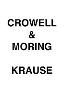 Crowell & Moring Krause
