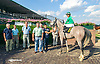 Front Rowe winning at Delaware Park on 7/22/15