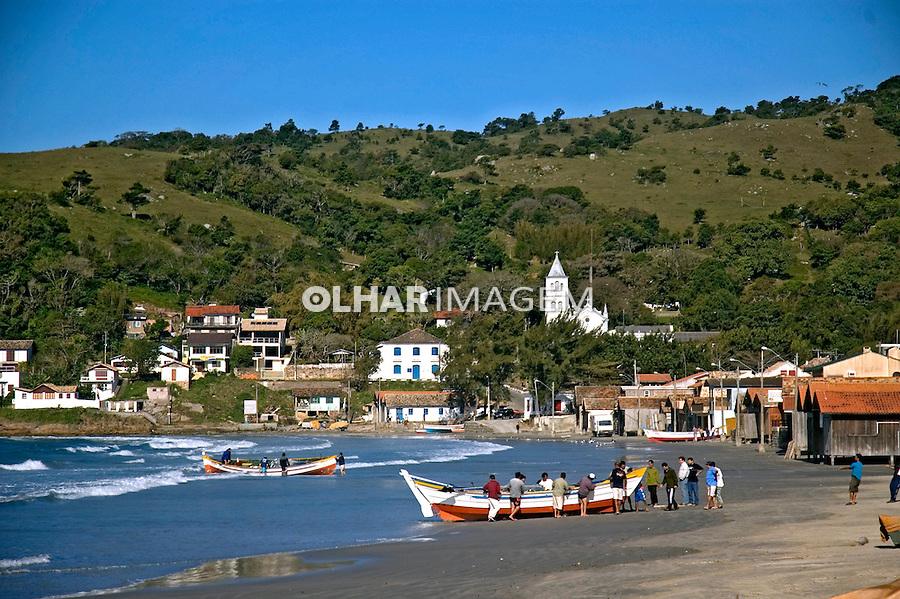 Praia de Garopaba. Santa Catarina. 2006. Foto de Cris Berger.