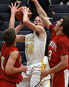 Orchard Lake St. Mary's at Clarkston, Boys Varsity Basketball, 12/10/12