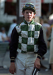 Declan Murphy (jockey) at Saratoga 1982
