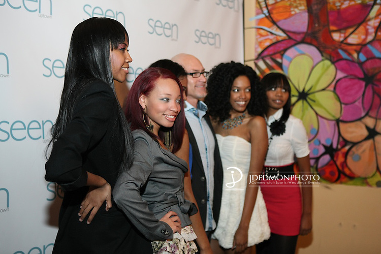 Seen Uptown Magazine Launch Party
