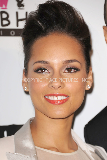 WWW.ACEPIXS.COM . . . . . .November 3, 2011, New York City....Alicia Keys attends the 8th annual Keep A Child Alive Black Ball at the Hammerstein Ballroom on November 3, 2011 in New York City....Please byline: KRISTIN CALLAHAN - ACEPIXS.COM.. . . . . . ..Ace Pictures, Inc: ..tel: (212) 243 8787 or (646) 769 0430..e-mail: info@acepixs.com..web: http://www.acepixs.com .