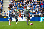 Real Sociedad's Munoz (R), Hector Moreno and RCD Espanyol's Oscar Melendo  during La Liga match. May, 18th,2019. (ALTERPHOTOS/Alconada)