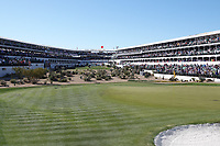 A general view of the 16th hole during the third round of the Waste Management Phoenix Open, TPC Scottsdale, Phoenix, USA. 31/01/2020<br /> Picture: Golffile | Phil INGLIS<br /> <br /> <br /> All photo usage must carry mandatory copyright credit (© Golffile | Phil Inglis)