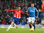 Harry Forrester and Dean Brett