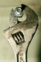 WRENCH<br /> Adjustable Wrench Turning Nut