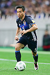 Yuto Nagatomo (JPN),<br /> MARCH 29, 2016 - Football / Soccer :<br /> FIFA World Cup Russia 2018 Asian Qualifier Second Round Group E match between Japan 5-0 Syria at Saitama Stadium 2002 in Saitama, Japan. (Photo by AFLO)