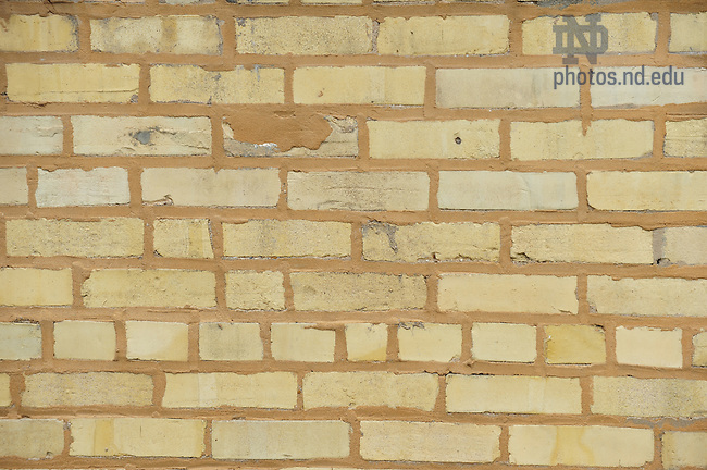 Notre Dame bricks