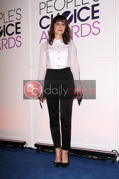 Cristin Milioti<br />
