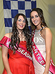 Lauren Matthews and Naoise McConnon pictured at the launch of Strictly Come Dancing at the movies in St. Mary's clubrooms Ardee. Photo:Colin Bell/pressphotos.ie